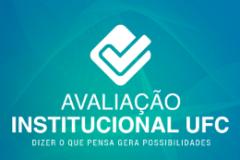 Banner da campanha de Avaliação Institucional